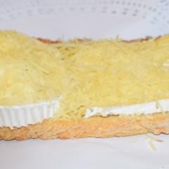 Tosta 4 quesos