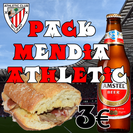 Pack Bodegon Mendia Athletic Club