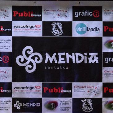 Photocall del primer Desafío Mendia
