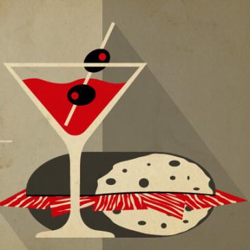 Promoción Marianitos Martini en el Mendia